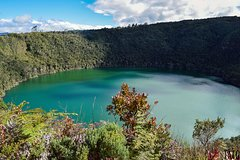 Imagen Private Day Trip to Lake Guatavita from Bogota