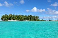 Bora Bora Lagoon Cruise Private Full Day Snorkeling on a Polynesian catamaran