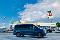 Airport Private Transfer: Rotterdam The Hague Airport - The Hague - One Way