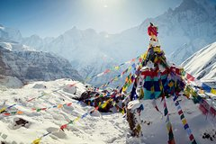 Everest base camp trek through Bodhi Tours and Treks