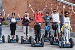 Imagen Madrid Segway Tour with Chocolate and Churros