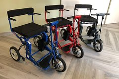 mobility scooters hire in Sorrento and Amalfi coast