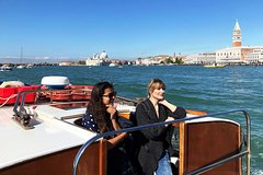 Full-day Boat Tour of Venice Islands from St Mark's Square