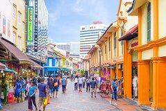 Panoramic Singapore City Tour ( SIC )