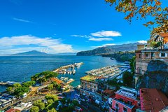 Private Transfer from Amalfi to Sorrento: Door-to-Door, English-speaking dr