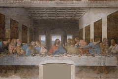 Da Vincis Art & Life Semi-Private Tour with Skip the Line to The Last S