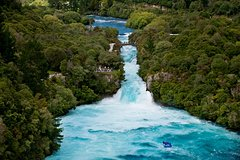 Imagen Huka Falls Return or one way from Rotorua