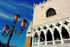 Venice Landmarks: Walking Tour Plus St Marks Basilica and Doges Palace Tour