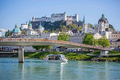 Best of Mozart Concert & Dinner at Fortress Hohensalzburg with River Cruise