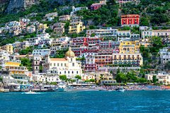 Full Day Tour Ravello-Amalfi-Positano