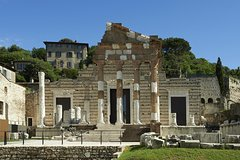The city of Brescia, private guided tour from Milan
