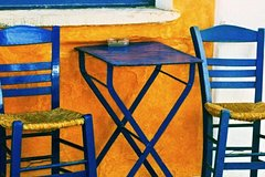 Flavours of Kefalonia Olive Oil Honey Wine tasting and lunch preparation lesson