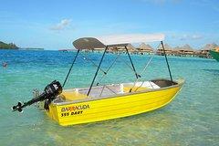 Self-drive Bora Bora Boat Rental