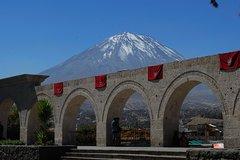 Imagen Recorrido por la ciudad de Arequipa incluyendo el Monasterio de Santa Catalina