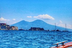 Explore Naples by Boat - Small Group Tour