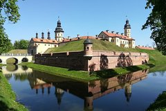 UNESCO castles tour in Belarus