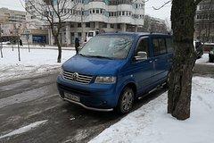 Private Minsk airport - Minsk city ROUND WAY transfer (1-7 PAX, EN, DE)