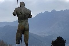 Transfer - Rome to Sorrento with a 120 minutes stop in Pompeii or vice vers
