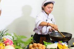 Lunch or Dinner on the Mekong Riverside