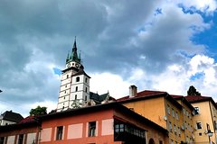 Kremnica Mountains and the Slovak Golden Town Kremnica including hiking