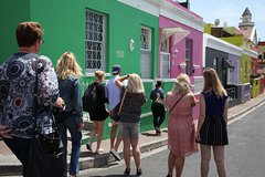 Bo-Kaap Heritage Walking Tour with a traditional tea break