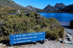 Visit Cradle Mountain with your very own Walking Tour Guide