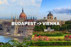 Budapest-Vienna One-Way Sightseeing Transfer