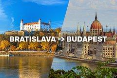 Bratislava-Budapest One-Way Sightseeing Transfer