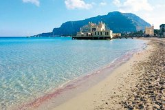 Tour Monreale and Mondello half day
