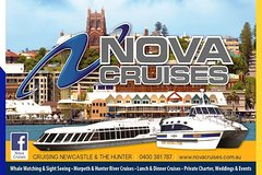 Newcastle Harbour Luncheon Cruise