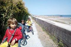 Bike tour in lido to Malamocco