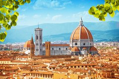 Best tour in italy - Florence Full City W high Speed Train