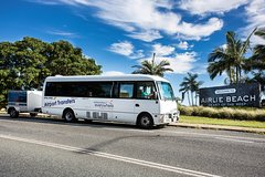 Imagen Shared Arrival Transfer: Proserpine Airport to Airlie Beach or Shute Harbour Hotels