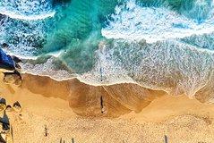 Drone Photo Tour: Bondi to Bronte Coastal Walk