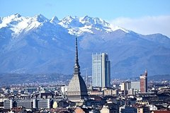 Turin private guided tour, the royal Castle, the Mole tower, the City of Ma