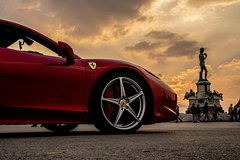 Chianti Tour And Chianti Castles In Ferrari 458 Italia