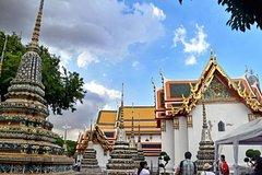 Bangkok WAT ARUN and WAT PHO- COMBO-Self Guided Audio Tour Guide