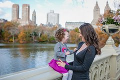 Your Private Portrait Session at iconic locations in Central Park