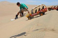 Imagen Ballestas and Huacachina Islands with sandboarding practice