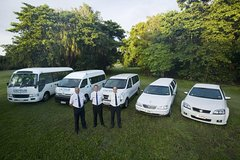 Airport Transfers between Cairns Airport Port Douglas, Palm Cove and Cairns City