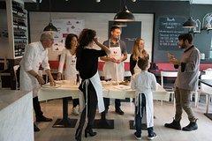 Become a Roman Masterchef: Pasta, Ravioli and Tiramisù class