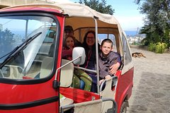 Private Food Tour on Sorrento Coast with Local Driver and Gnocchi Making