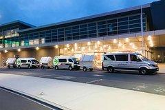 Departure Transfer Dunedin Central City Centre Hotels to Dunedin Airport