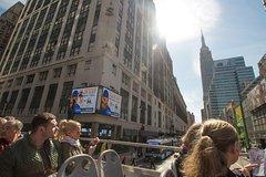 Imagen Excursión en autobús con paradas libres por la ciudad de Nueva York