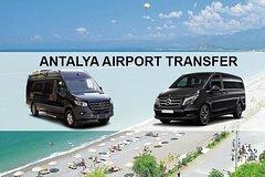 Antalya Airport AYT Transfers to Calis Beach Hotels