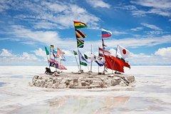 5 Day Tour Bolivia La Paz, Uyuni Salar