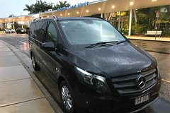 Private Transfer from Noosa to Sunshine Coast Airport for 1 to 4 people