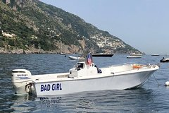 Capri: private boat tour with local skipper