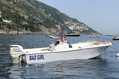Positano: Private boat tour with local skipper