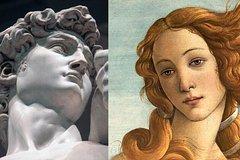 Uffizi + David & Accademia Tour Exclusive
